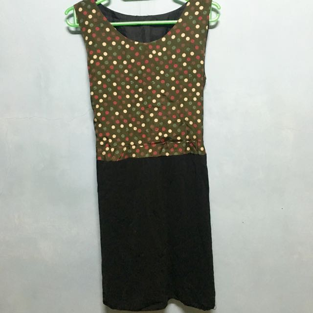 Polka Dotty Dress