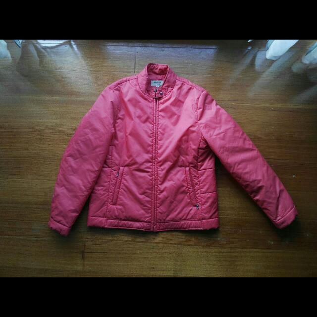 Red Spray Jacket
