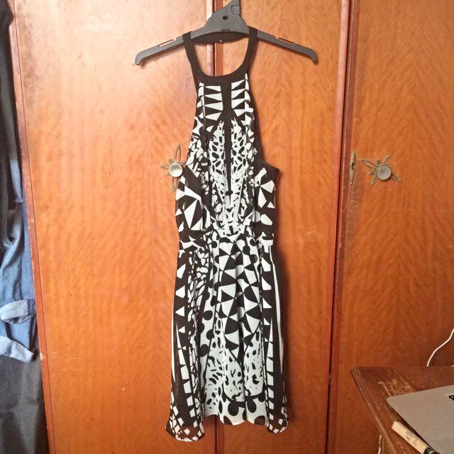 Sienna Bardot Dress