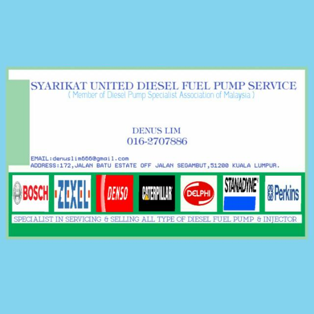 Specialist In Servicing & Selling All Type Of Diesel Fuel
