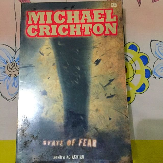State Of Fear (Michael Chrichton)