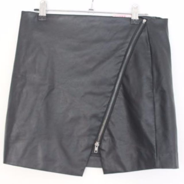 Supre Pleather Skirt