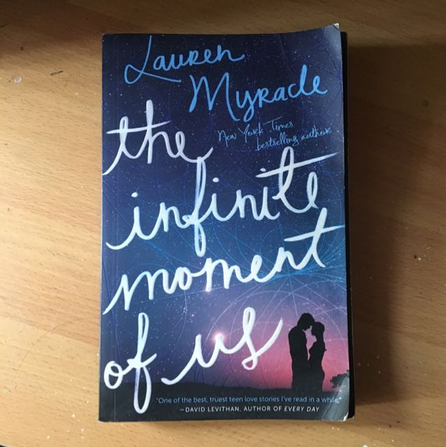 RESERVED: The Infinite Moment Of Us
