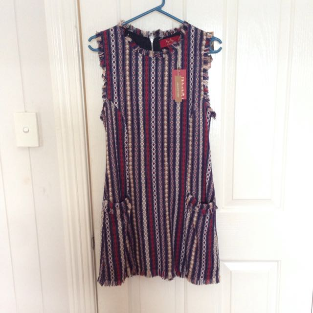 *reduced* Tigerlily Shift Dress