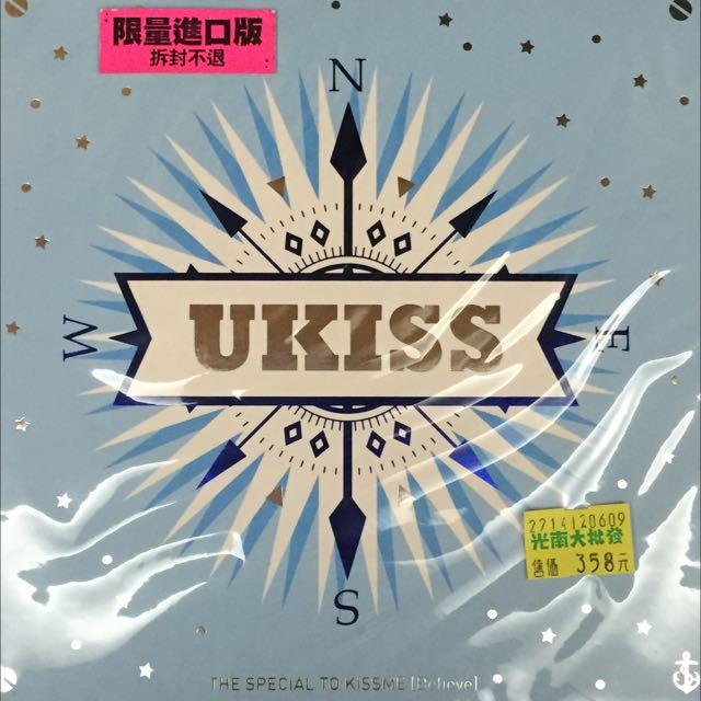 UKISS BELIEVE 專輯