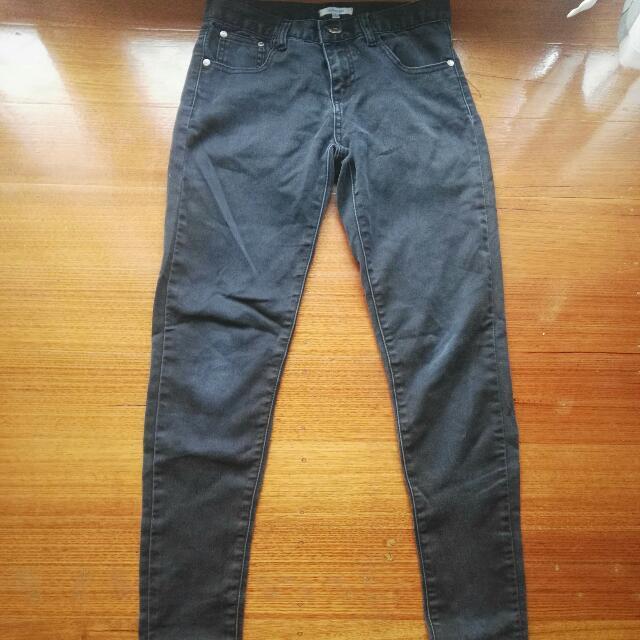 Valley Girl Black Jeans