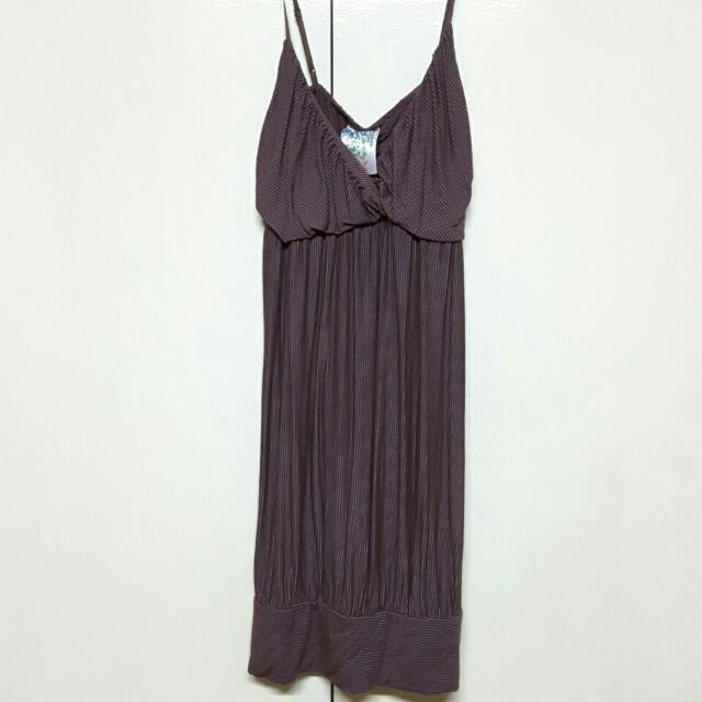 Velvet Rope Dress
