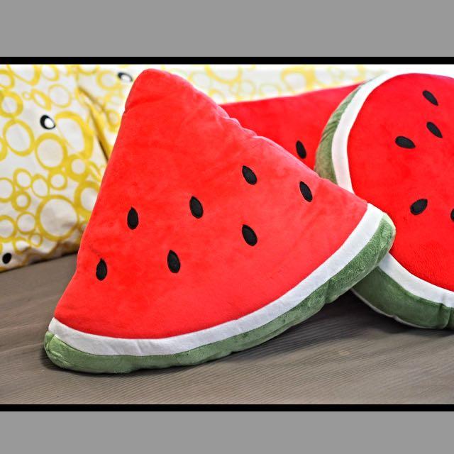 Watermelon Pillows $24.90 Each (Reduced)