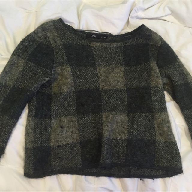 Woolen knit