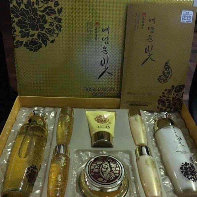 Yedamyum Gold Set