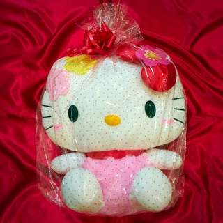 Authentic Sanrio Hello Kitty Plush