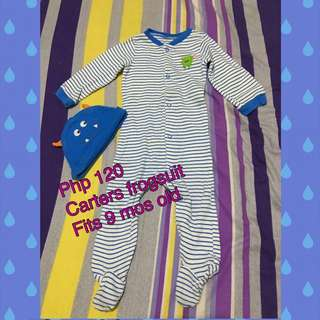 Reserve Carters Frogsuit For 1 Yr Old