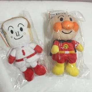 麵包超人玩偶