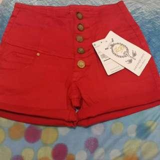 Zara Basic Collection Hw Hotpants