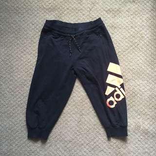Adidas Cropped Sport Sweats