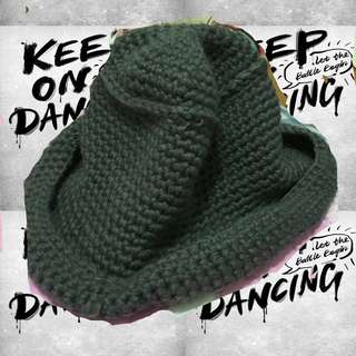 針織漁夫帽