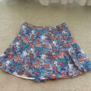 Summery Flowy Skirt