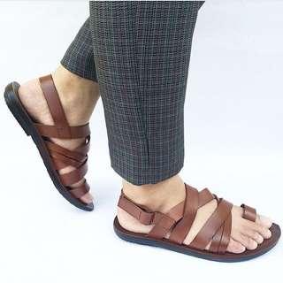 Unisex Leather Sandals