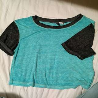 Urban Outfitters Crop Tshirt