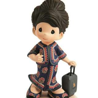 "❗️LAST PIECE❗️ AIRLINES PRECIOUS MOMENTS KEBAYA ""SINGAPORE GIRL"" (Sold-out Worldwide)"