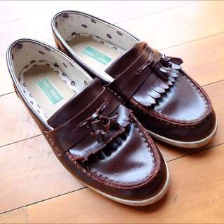 Fred Perry Shoe