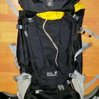 Jack Wolfskin Denali 70 Excursion Backpack (Authentic)