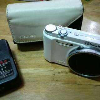 Casio Zr1500 White