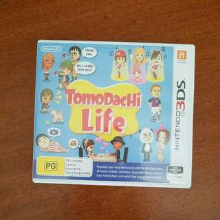 3ds Tomodachi Life PAL Ver