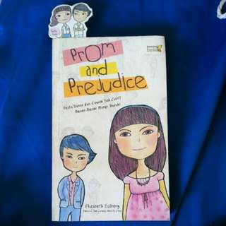 Prom And Prejudice By Elizabeth Eulberg (Terjemahan)