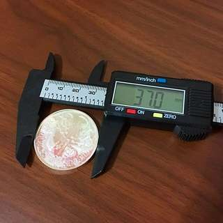 150mm 6inch Vernier Caliper - Carbon Fiber Composites