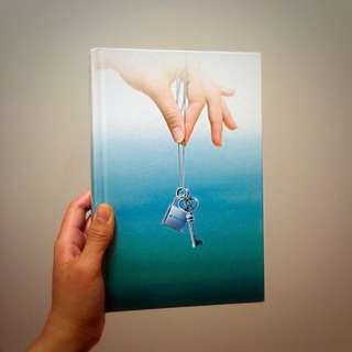 """Lock and Key"" By: Sarah Dessen book"