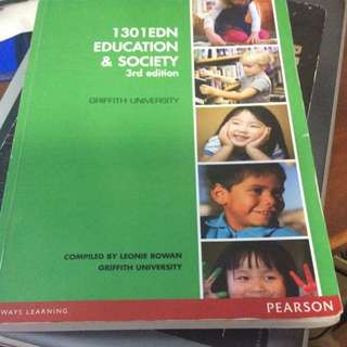 Education And Society Text Book