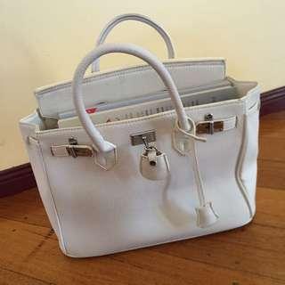 Birkin Inspired Hand Bag