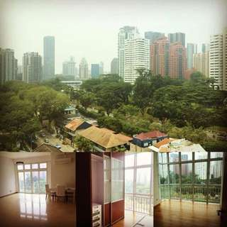 TAKE OVER LEASE - RIVER VALLEY 2BD APT WITH A VIEW, 10 MINS WALK TO ORCHARD