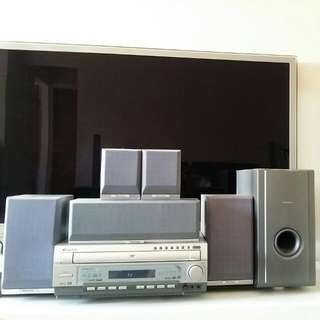Pioneer Home Theater DVD XV HTD1
