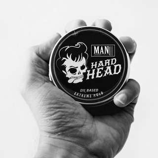 Hard Head: Man Pomade
