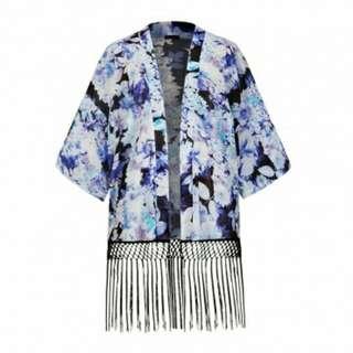 Kimono - Ally Fashion Size 12