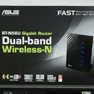 ASUS Dual Band Wireless Router (RT-N56U)