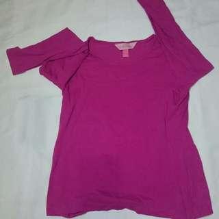 Purple Long Sleeves