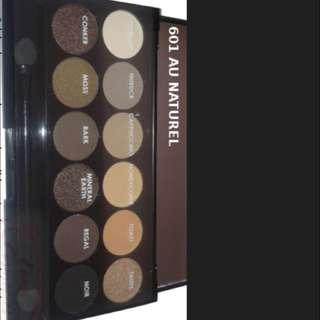 Sleek Brand New Eye Shadow Palette