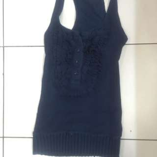 Tank top Navy Blue