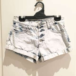 Forever21 Denim Shorts, 24cm
