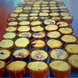 Blueberry Muffin (6 pcs per box)