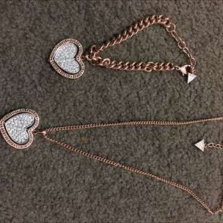 Guess Jewellery Set