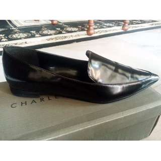 Black Charles & Keith Loafers