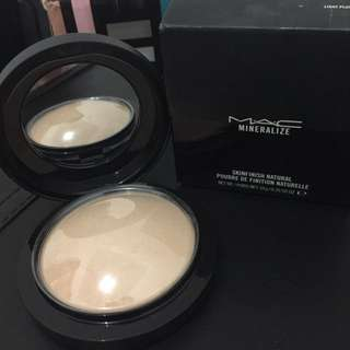 MAC mineralize skinfinish natural (light plus)