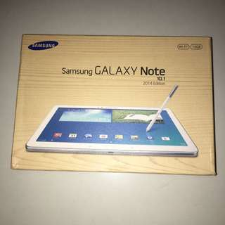 Samsung Galaxy Note 10.1 2014 Edition 16 GB