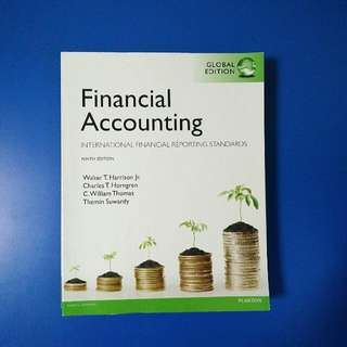 Financial Accounting Textbook ACCT 101