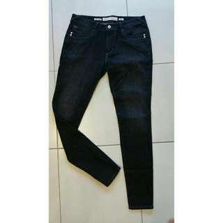 Miss Sixty Black Skinny Jeans Size 30