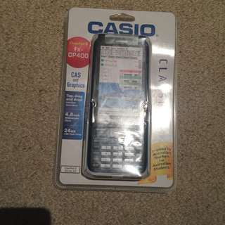Casio class pad